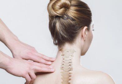Iniekcja kolagenu w okolice kręgosłupa